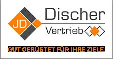 JD Discher-Vertrieb Logo
