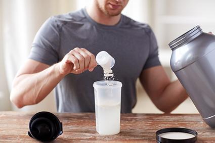 Bestes Whey Protein für gezieltes Muskelwachstum und eine schnelle Muskelerholung, 100% natürlich!