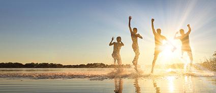 Jetzt besser gesund leben - 10 Tipps für deinen Körper